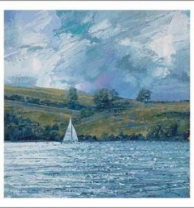 Salcombe Estuary by John Brenton