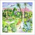 Abbey Gardens - Tresco by Francis Farmar